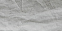 industrial fabric canvas random wrinkled white