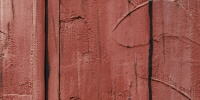 vertical fake architectural stucco/plaster wood dark brown
